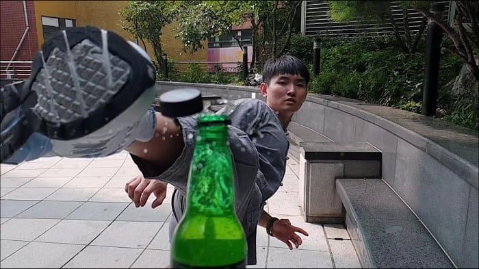 Обязанности #Bottlecapchallenge