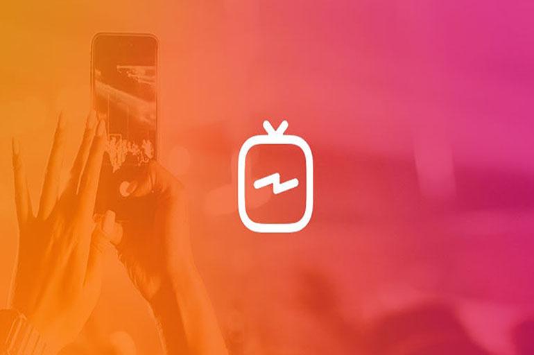 Поиск роликов IGTV