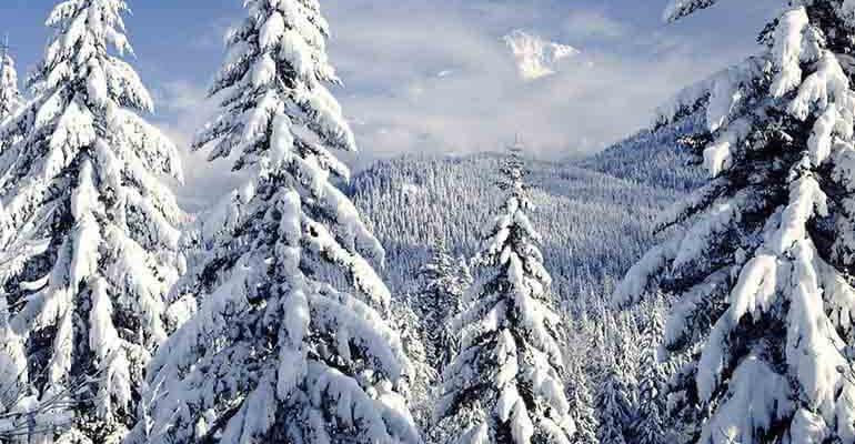 Зима Инстаграм