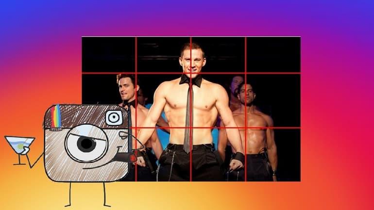 Разрезание фото