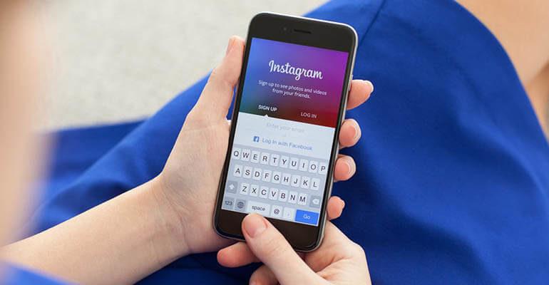 Как установить Инстаграм на телефон