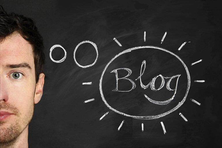 Поиск блоггеров