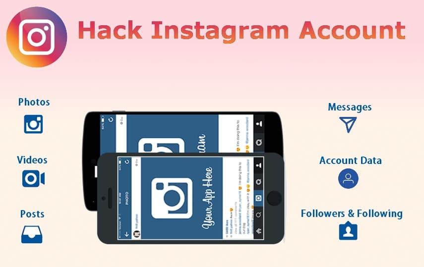 Программа Hack Instagram