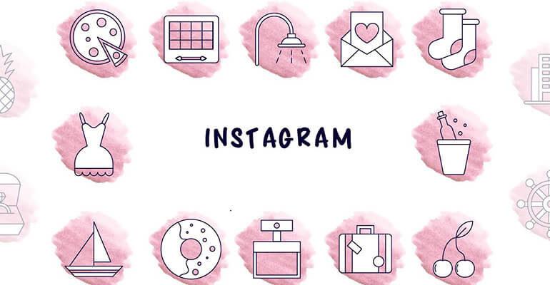 Значки в Инстаграме что означают