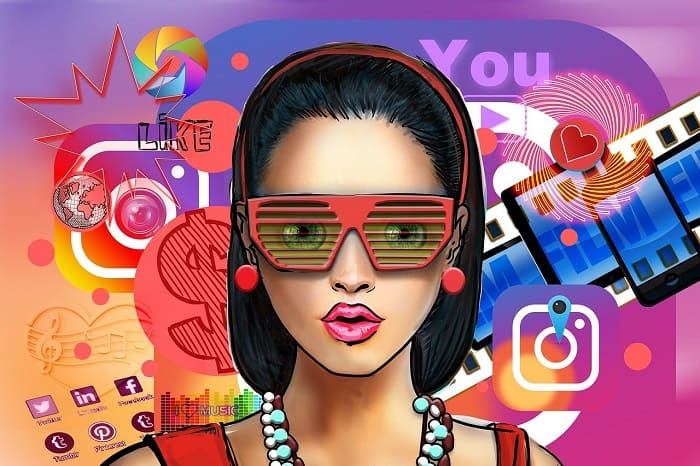 Блогеры Инстаграм
