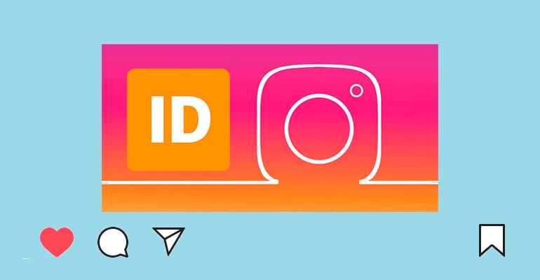 как узнать id инстаграмм