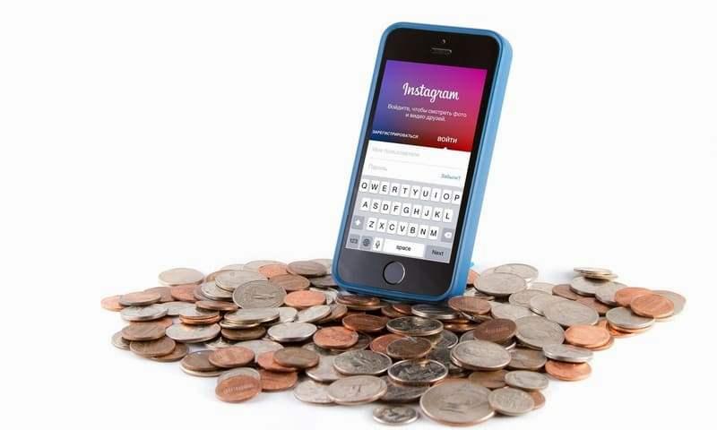 Монетизация инстаграма продажа товаров