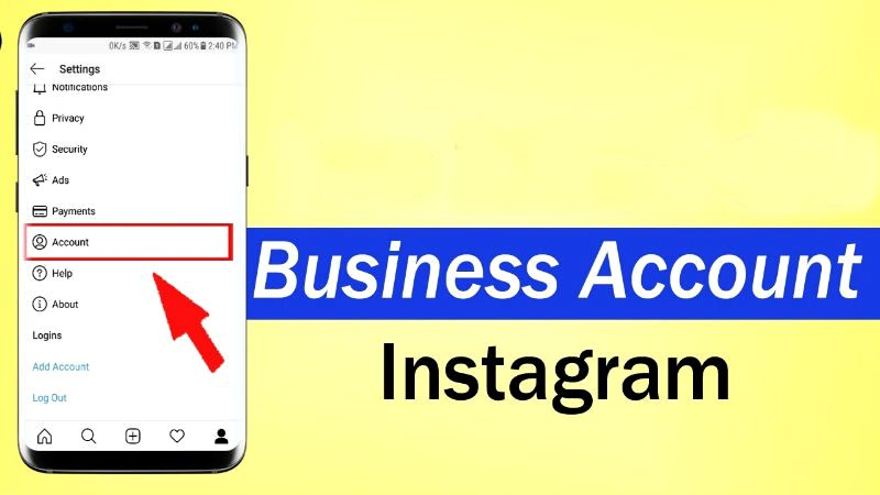 Реклама в инстаграме бизнес-аккаунт