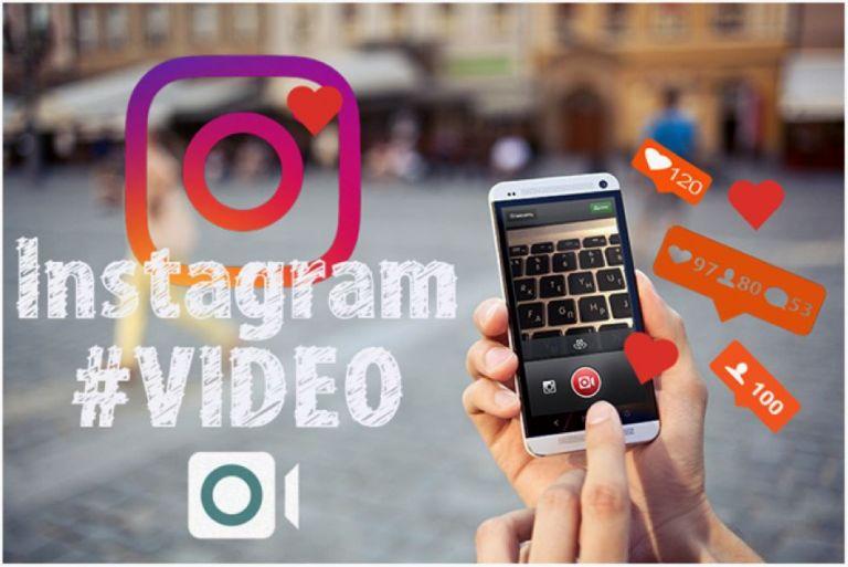Инстаграм для бизнеса видео