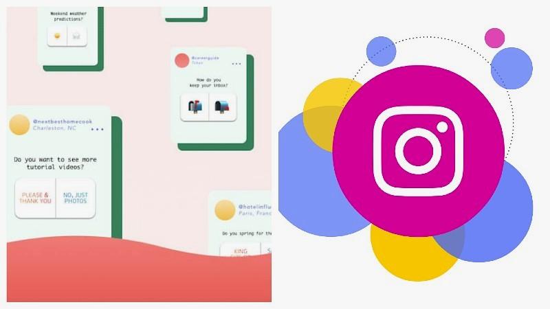 Конкурсы и опросы в Инстаграме