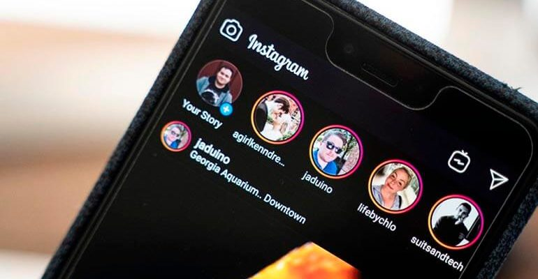 Темная тема Инстаграм андроид