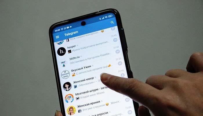 Как восстановить переписку в Телеграмме