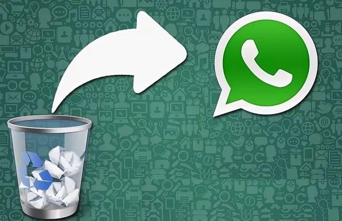 Восстановление WhatsApp