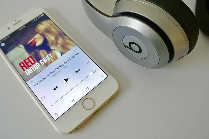 На iPhone