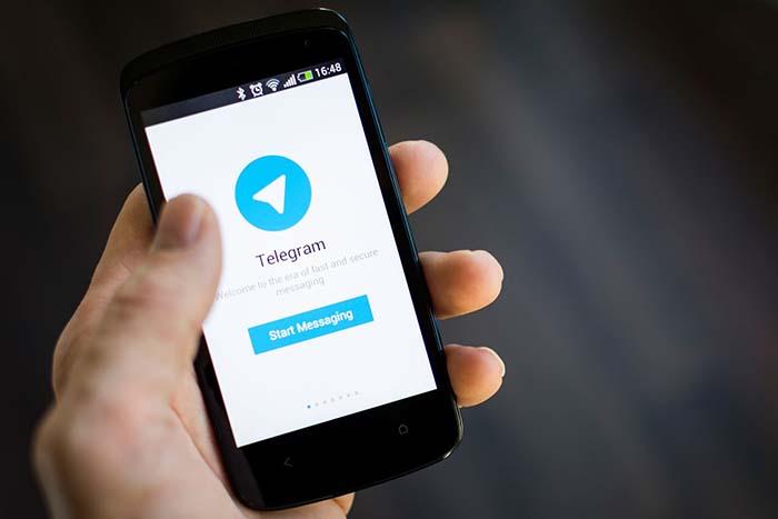 Войти в Телеграмм