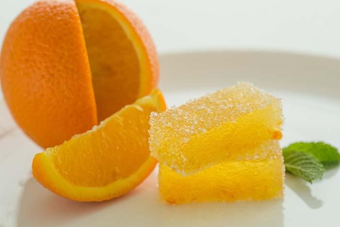Мармелад в апельсиновой корке