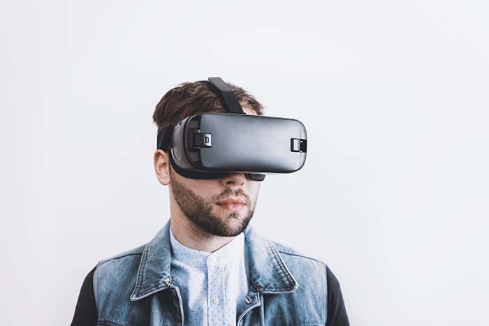 В VR-очках