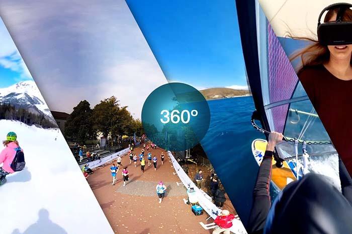 видео 360 градусов