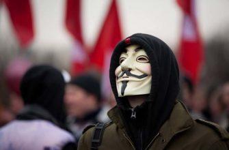 Кто такие анонимусы в Тик Токе
